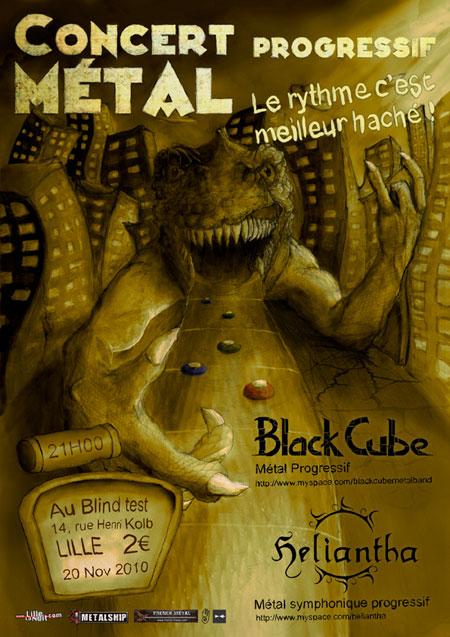 Black Cube @ Lille